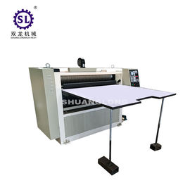 Gift Wrap Paper Embossing Machine with Hydraulic Pressing 1 Year Gurantee