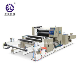 China Automatic Polyethylene LD Custom Embossing Machine  for Baby Diaper supplier