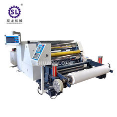 China Baby Diaper Plastic PE Film Embossing Machine with PLC Control supplier