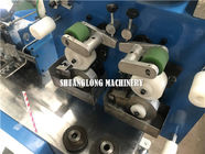 China Automatic single drinking straw packing machine with paper and BOPP film packaging company