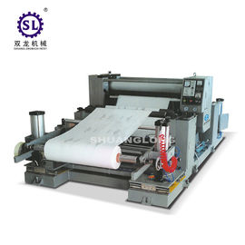 Nonwoven Fabric Automatic Embossing Machine with Automatic Tension