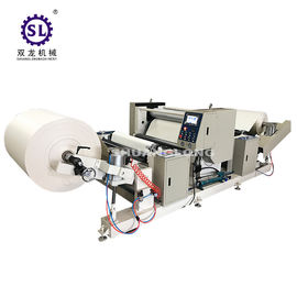 PLC Control Automatic Embossing Machine for Aluminum Foil and Paper