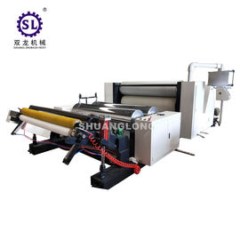 2-10 MPa ALU Foil Embossing Machine With Automatic Tension Control