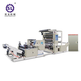 China Automatic Register Paper Embossing Machine with Online Printing factory