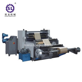 China Roll Paper Embossing Machine for Calender Paper And Paperboard factory
