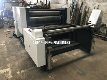 China Polyethylene LD Certificate Embossing Machine for Tyre Protectioin factory