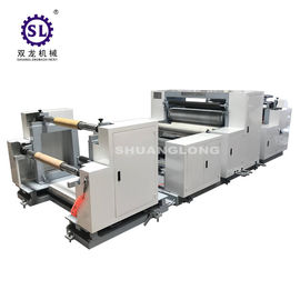 PA and PE Coextrusion Commercial Embossing Machine for Vacuum Packing