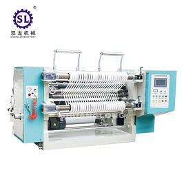 100-200 m/min Speed Tension Control Auto Slitting Machine  for Paper Straw
