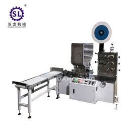 China Single Straw Packing Machine Drinking Straw Packaging Machine factory