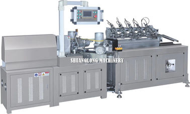 Full automatic paper drinking straw making machine