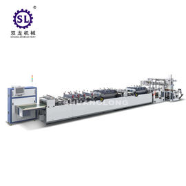 China Doypack pouch bag making machine interface screen control SLZD-600 factory